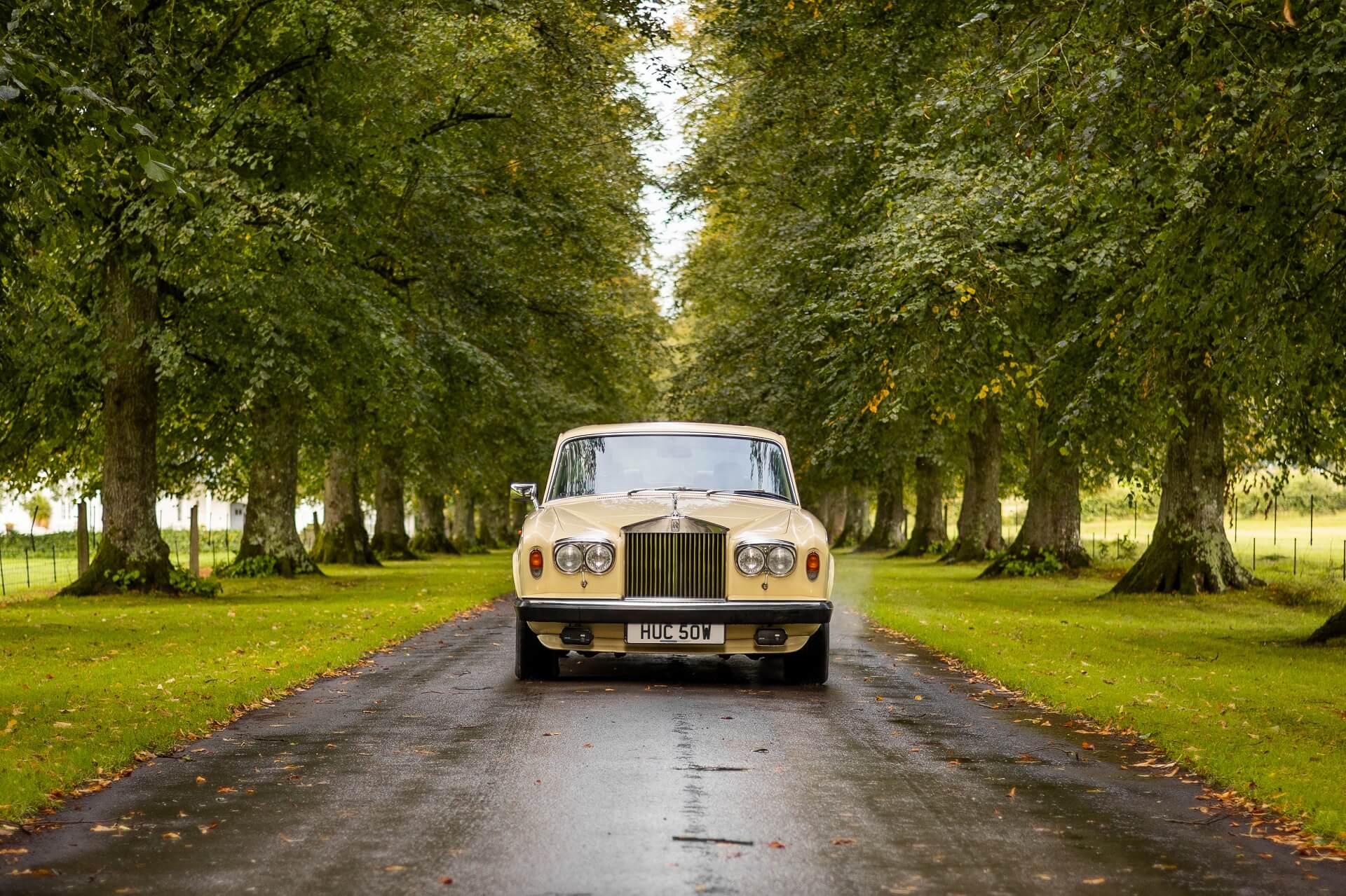 Rolls Royce at Avington